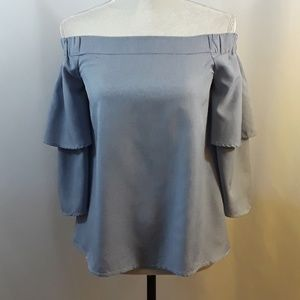 Rachel Roy Off The Shoulder Blouse